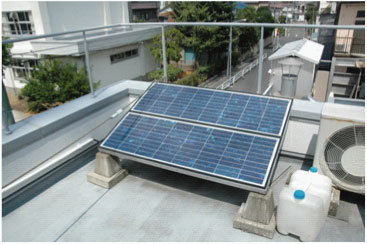 太陽エネルギー利用講習会