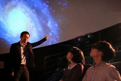 科学ライブショー