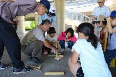 竹とんぼ教室4