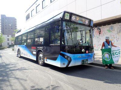 水素バス①